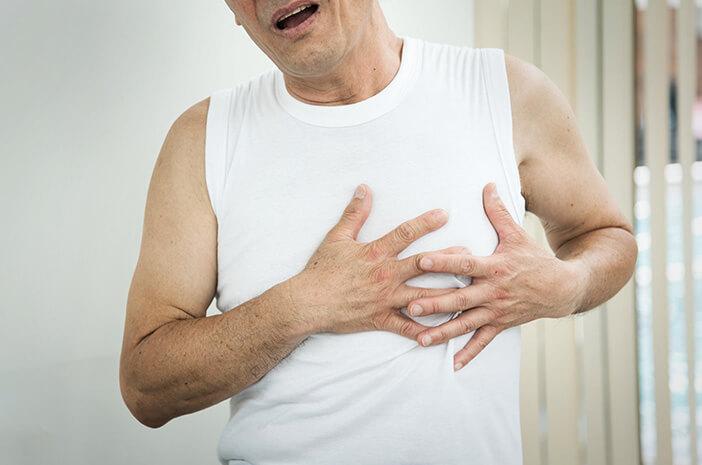 Cedera Otot Jantung pada Pasien COVID-19