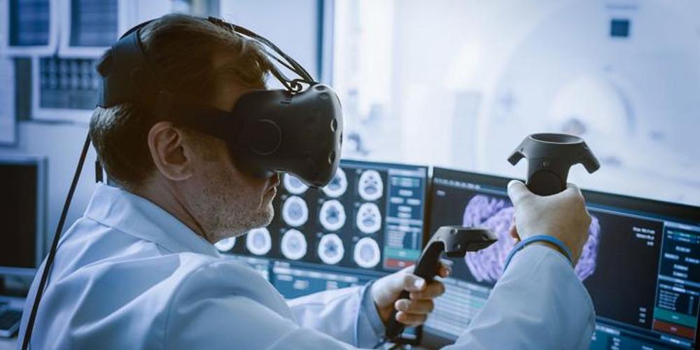 Virtual Reality Sebagai Modalitas Diagnostik Pada Penyakit Jantung Bawaan