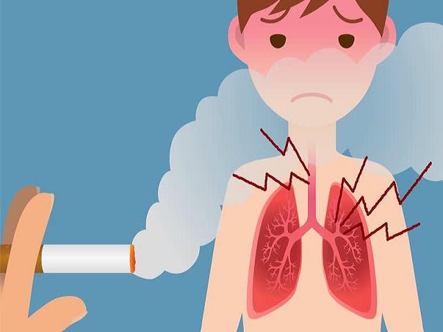 Sayangi Jantungmu ; Jangan Mau Menjadi Perokok Pasif