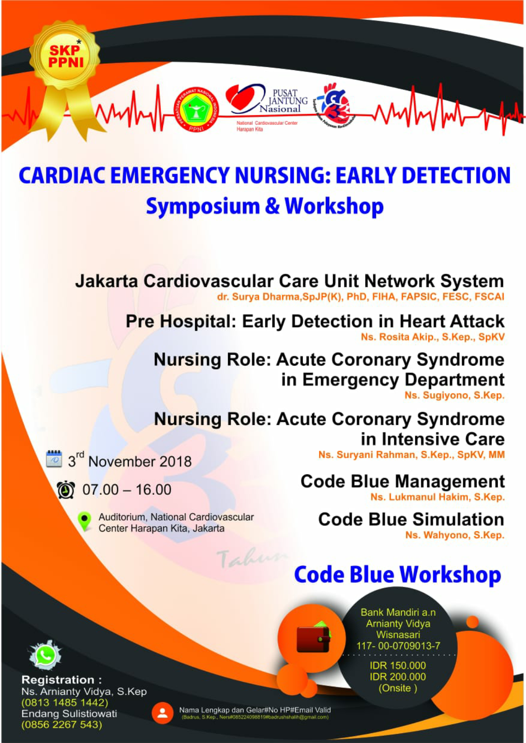 Cardiac Emergency Nursing: Early Detection