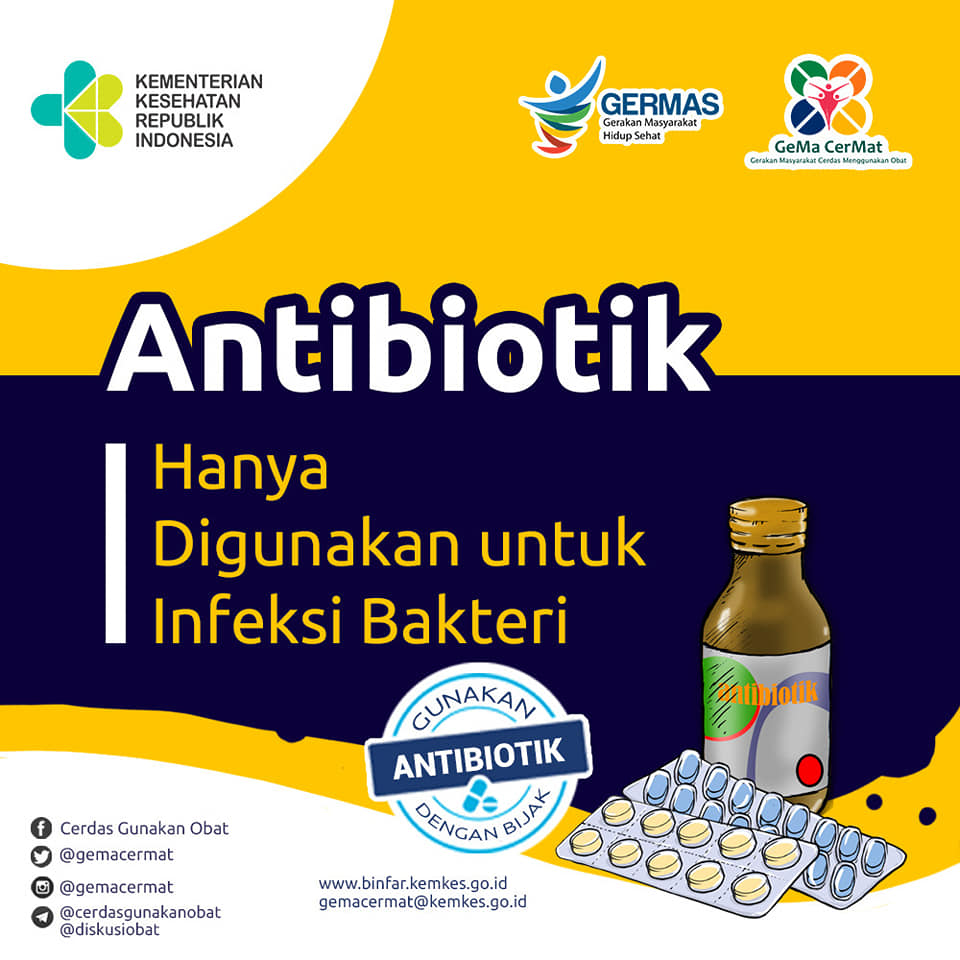 World Antibiotic Awareness Week, 12 - 18 November 2018
