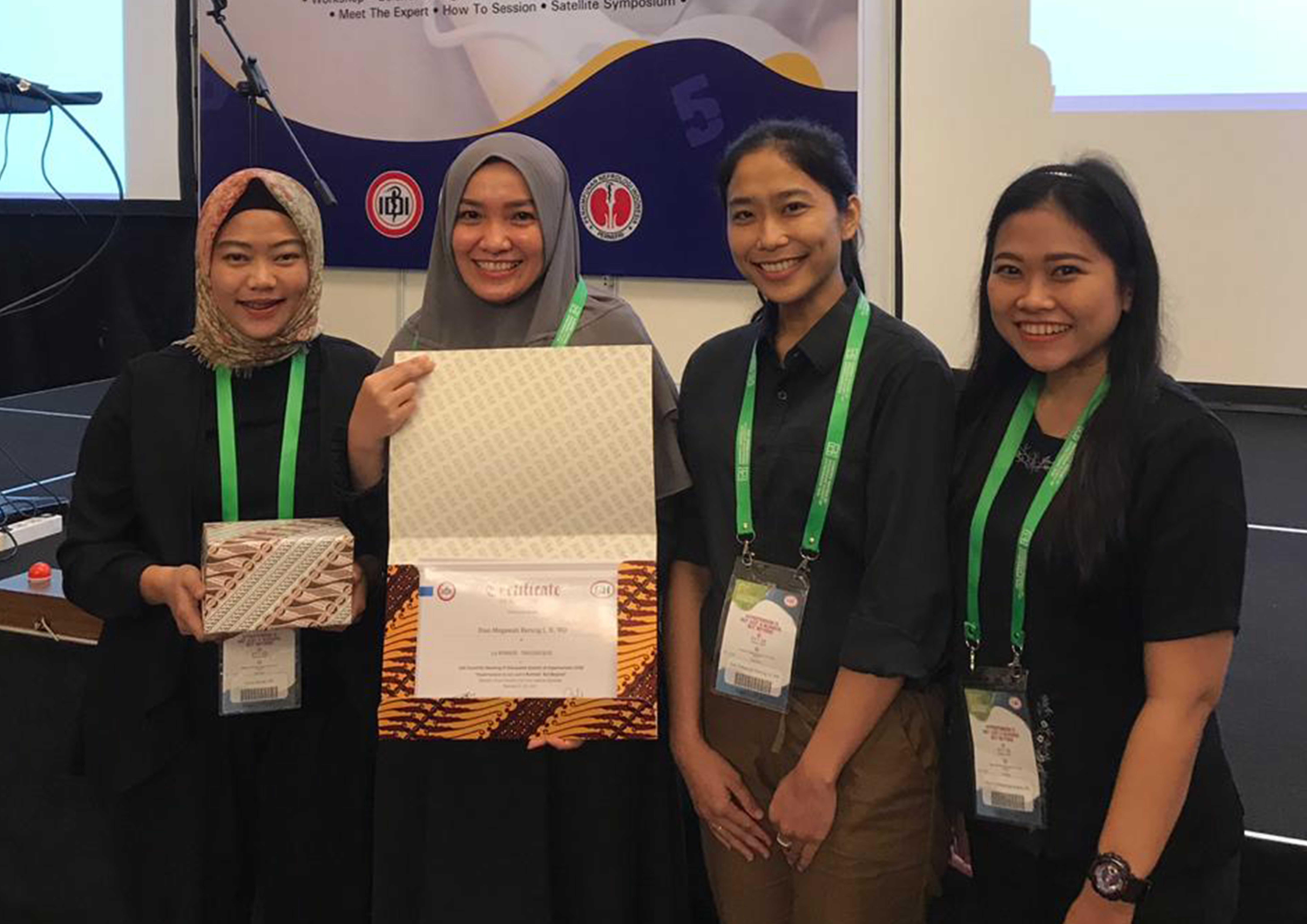 Tim Dokter RSJPDHK Raih Juara Pertama Trigger Quiz Contest