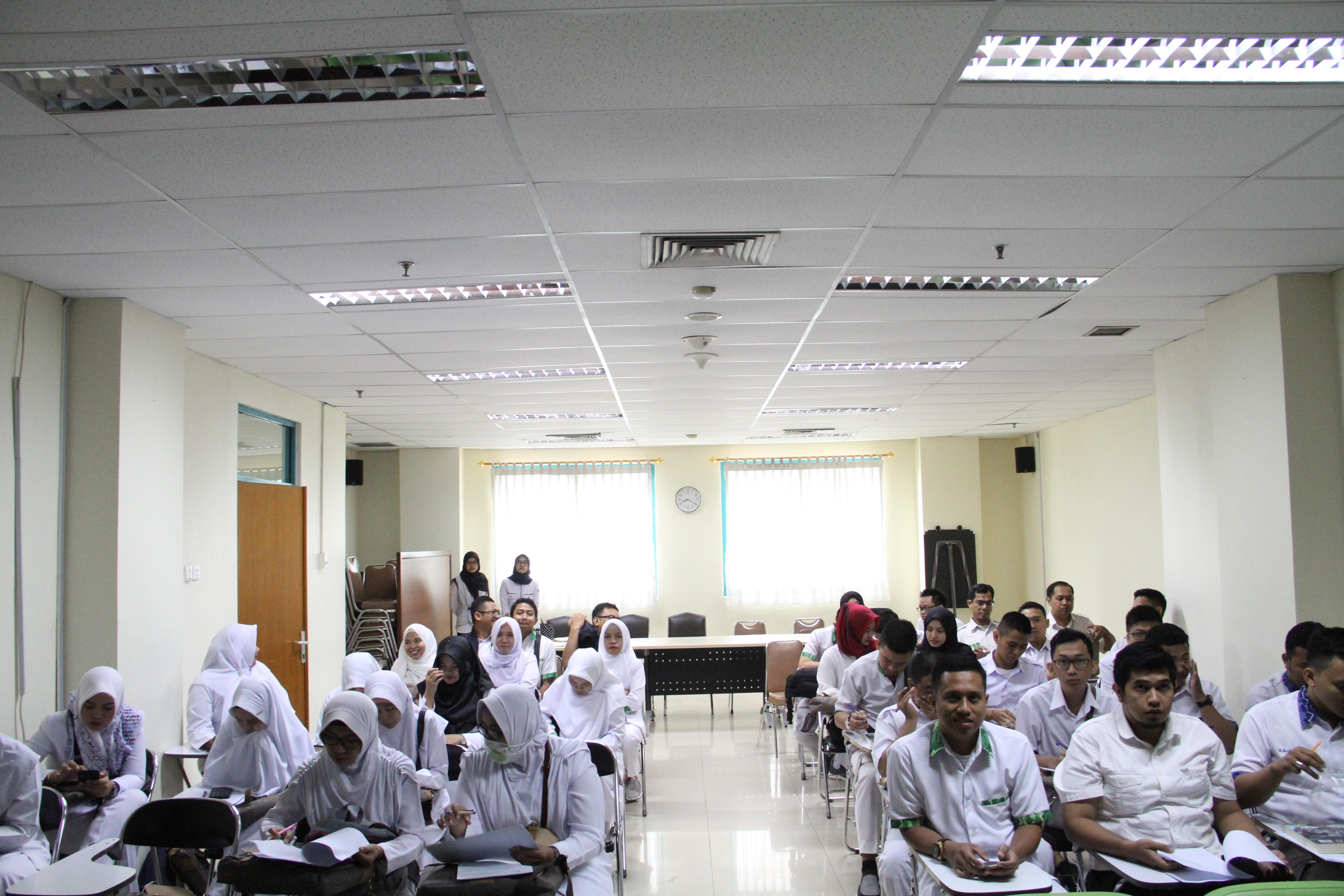 Pelatihan Keperawatan Kardiovaskular Tingkat Dasar (PKKvTD) - RSUD Ulin Banjarmasin