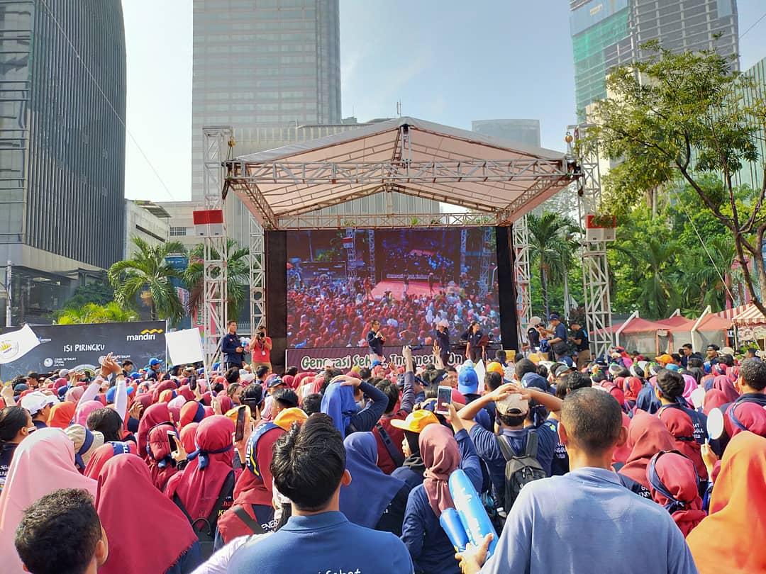 RSJPDHK Ikut Berpartisipasi Memeriahkan Acara Puncak HKN Ke 55