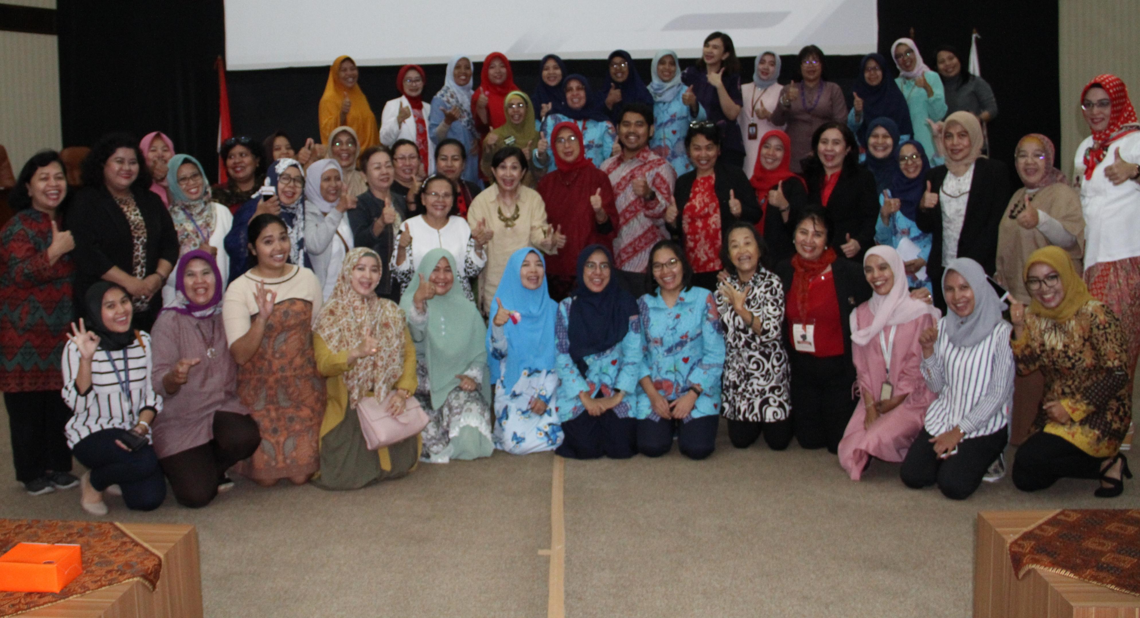 Kartini's Day - Bincang Sehat Untuk Wanita Pekerja