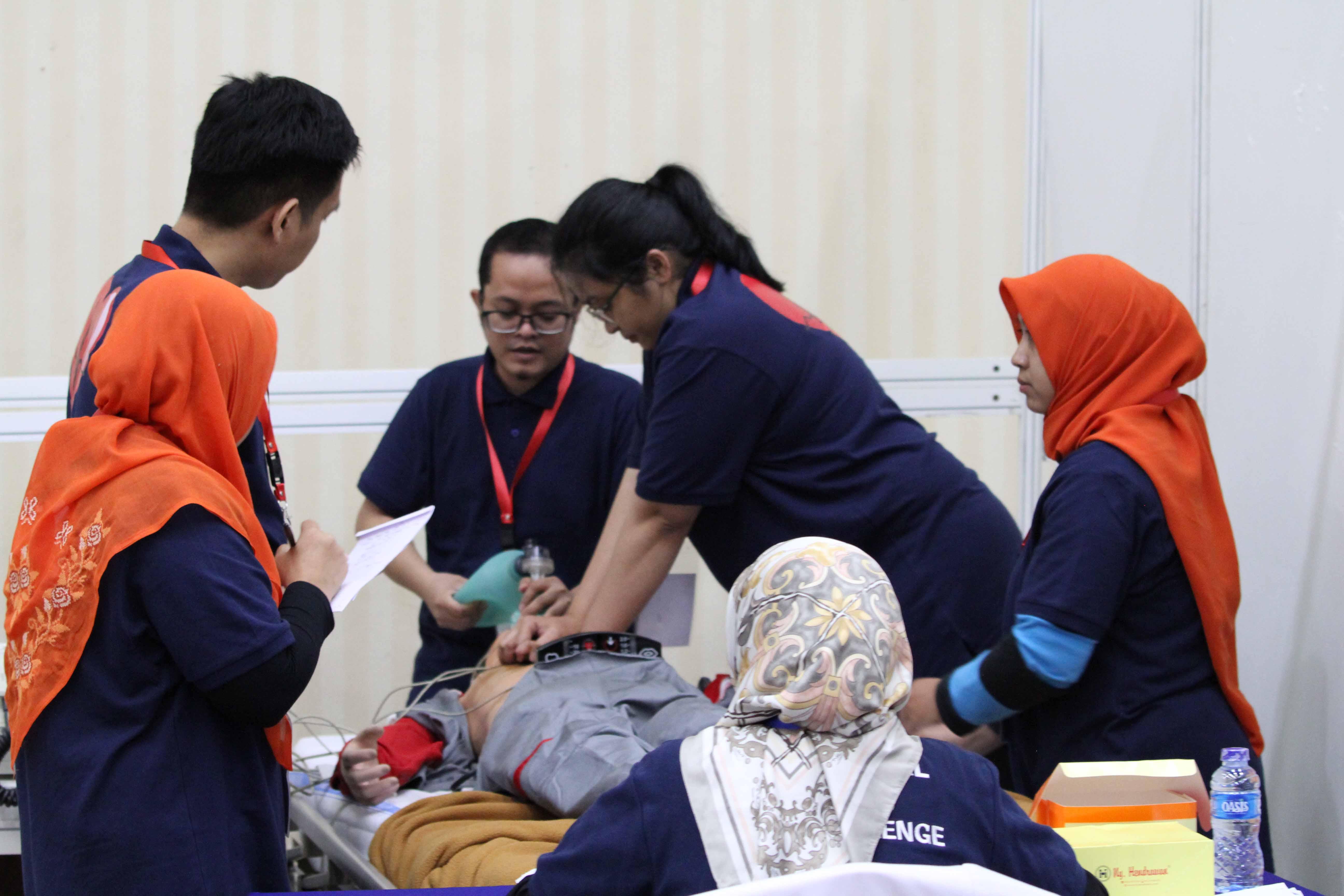 Kompetisi Advanced Cardiac Life Support (ACLS) Tingkat Nasional
