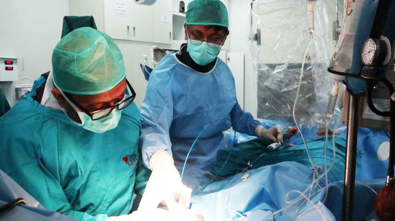 Ablasi Cryo, Terobosan Terbaik Saat Ini untuk Kasus Atrial Fibrillation (AF), hanya di RSJPDHK