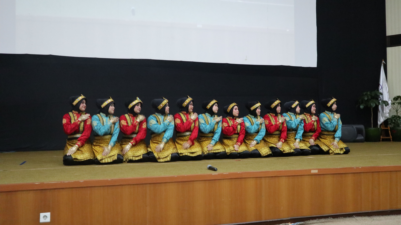 Tari Saman Meriahkan HUT RSJPDHK Ke-34